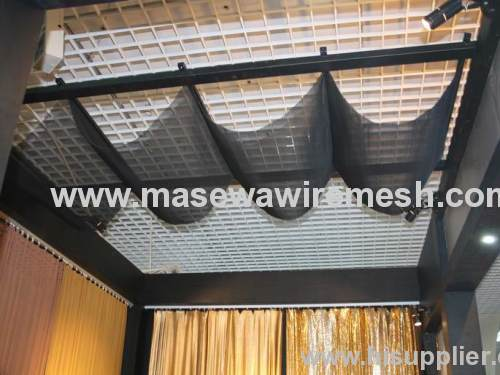 Color Coated Steel Coil ceiling mesh