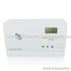 Carbon monoxide detector 2013 hot selling life and proferty protection