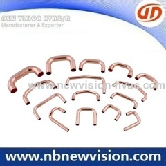 Copper Crossover Fittings for Air Conditioner
