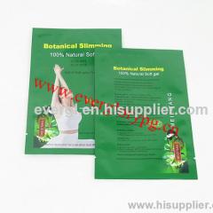 moisture proof three-layer laminated aluminum foil bag