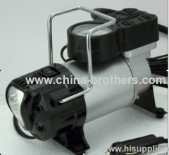 2013 New 12v air compressor car tyre inflator 160W