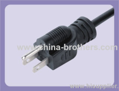 PLUG FOR AMERICAN POWER CORD