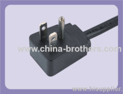 USA POWER CORD PLUG for cables