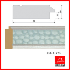 PS painting frame moulding
