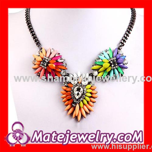 fashion flower choker Necklace