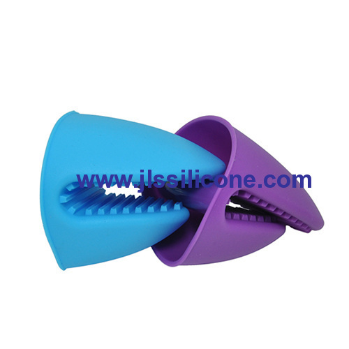 silicone oven mitt with safe silicone