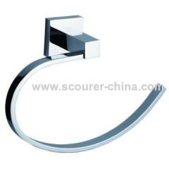 Chrome plated Bathroom Towel Ring