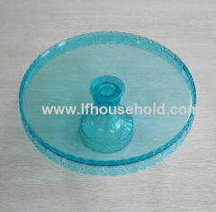 candy plate cake plate