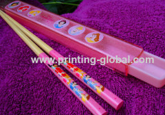 Thermal Transfer Printing For Children Chopstick Good Quality