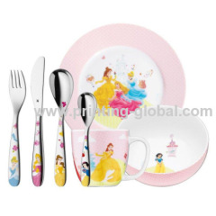 Heat Transfer Film For Childen Tableware Printing With Rich Color