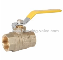 Two Piece Lead Free Brass Ball Valve