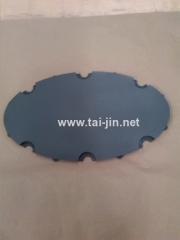 MMO Titanium Disc Anode from Xi'an Taijin