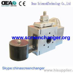Automatic screen changer-Automatic mesh belt filter
