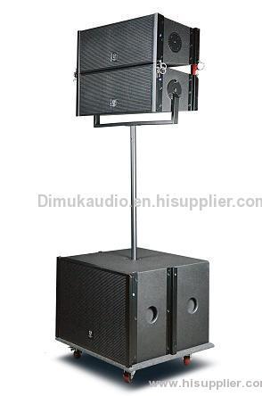 line array speaker audio professional audio