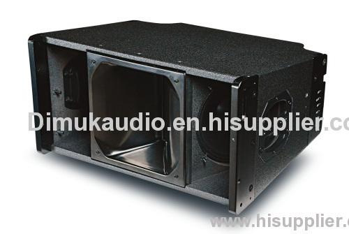line array speaker audiosystem