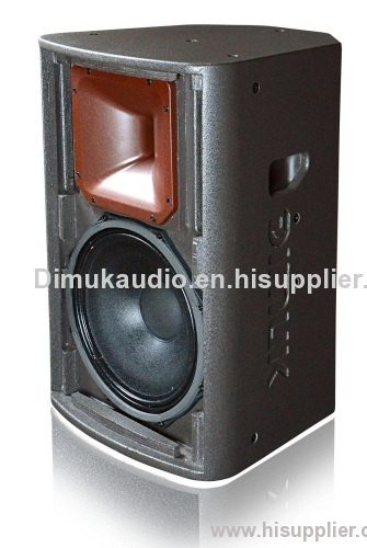 full range speaker audio system