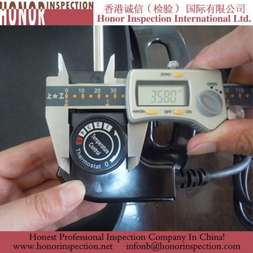 Professional Electric Frypan quality control