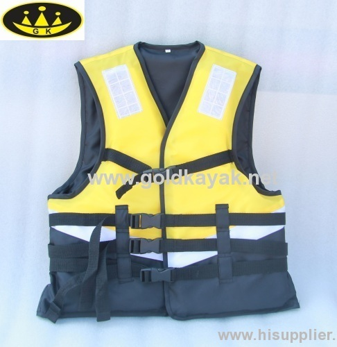 suitble for adults life jacket waterproof very fashion