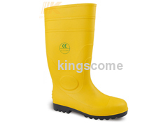 safety pvc boots work pvc boots pvc gumboots steel toe