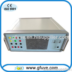 Multi-function electrical measuring transducer calibrator