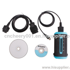 ALLSCANNER TOYOTA ITS3 obd2 diagnostic tool Without Bluetooth Version