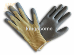Foam Nitrile Coated Kevlar Gloves