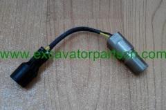 Revolution sensor for SH