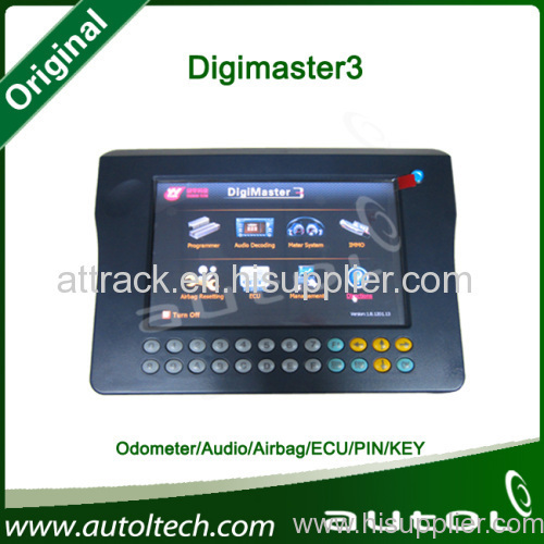 Authorized distributor Most powerful Odometer correction100% Original Digimaster III Full Set update online
