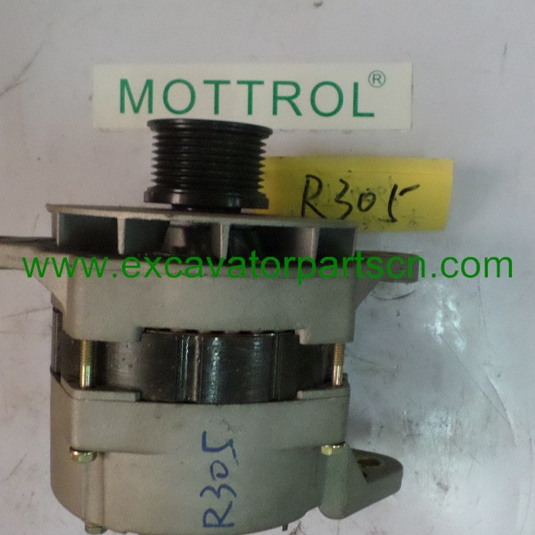 Alternator for HYUNDAI R305