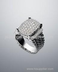 22e3631ed9b52 China david yurman ring manufacturer & supplier - Jade Angel Jewelry ...