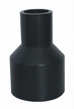 2013 hot sale PE Socket Fusion Fittings PE Reduced Socket