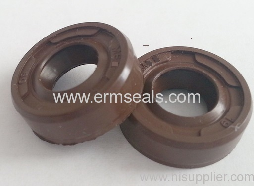 New design oil seal for high speed motor of soy milk maker and juice extrator