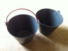 soft plastic bucket plastic barrel flexible plastic bucket PE bucket