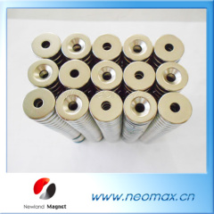 Customized NdFeB Countersink Magnets