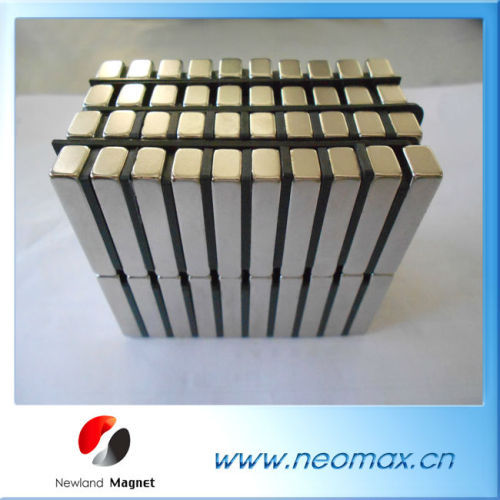 NdFeB Block Magnetic Bar