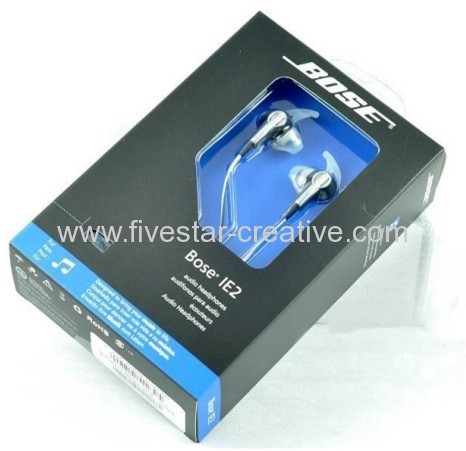 Bose IE2 In-Ear Audio Headphones for iPhone&iPod