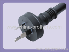 Plug for Australian standard with all lengths power cord