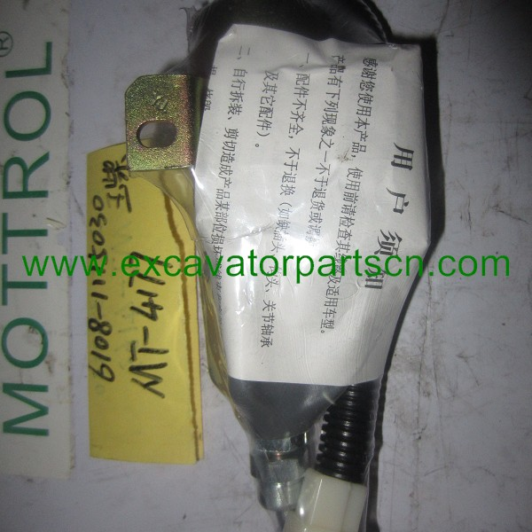 Flameout solenoid for 6108-1115030