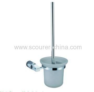 Toilet Brush Sanding glass Holder