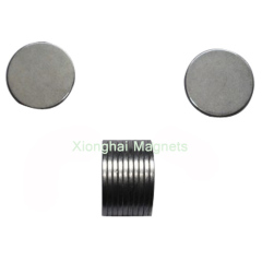 Neodymium Disc Magnets Disc Zine plated magnets Rare Earth N33,N35,N38,N40,N42,N45,N48,N50,N52, (M, H, SH, EH, UH,AH )