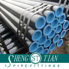 ANSI A53 GRB seamless steel pipe