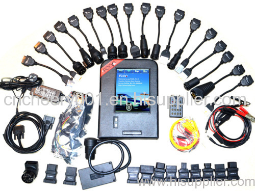 FCAR F3-G Auto Diagnostic Equipment for Gasoline car + Heavy duty trucks