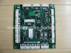 Mitsubshi elevator parts P235752B000G03 PCB original new