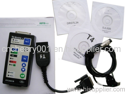 T4 Mobile Plus Diagnostic System for Land Rover
