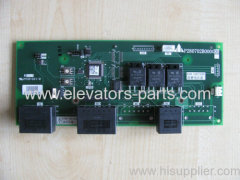 Mitsubshi elevator parts P280702B000G01 PCB good quality
