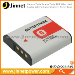 Stable quality digital camera battery for sony NP-BG1 NP-FG1 in Shenzhen factory