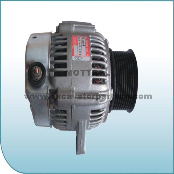 AlternatorforPC200-6 S6D102