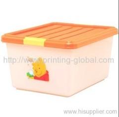 Heat transfer films/Hot stamping film for plastic storage box