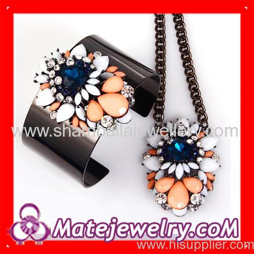 Necklace bracelets jewelry Set