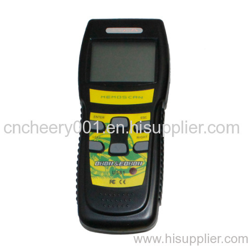 Memoscan U581 OBD2 EOBD Can-Bus LIVE DATA Code Reader Scanner